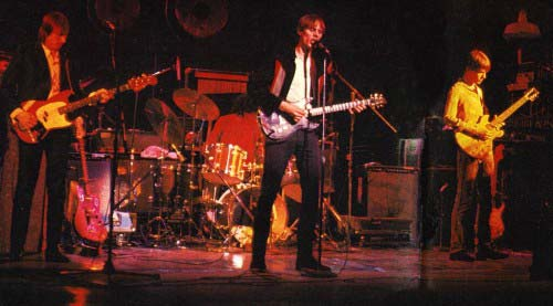 Television in concert, possibly 1978